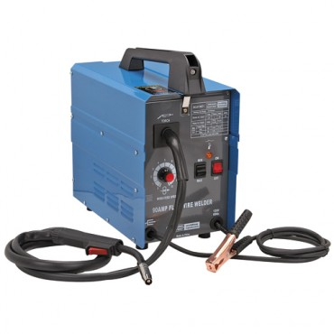 1 harbor freight 90 amp flux core welder this was my for Mig welder wire feed motor not working
